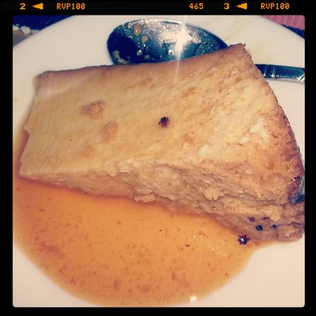 The Cockatoo Portuguese Restaurant: Portuguese flan