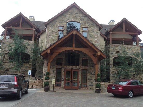 Della Terra Mountain Chateau: Entrance