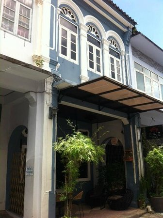 Phuket 346: Lovely guesthouse