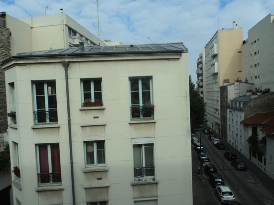 Ibis Styles Paris Alesia Montparnasse: Dehors