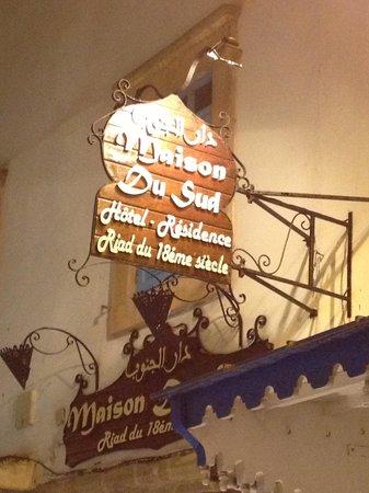 Maison du Sud : our place