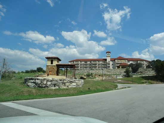 La Quinta Inn & Suites Marble Falls : Great Hotel with awesome views!