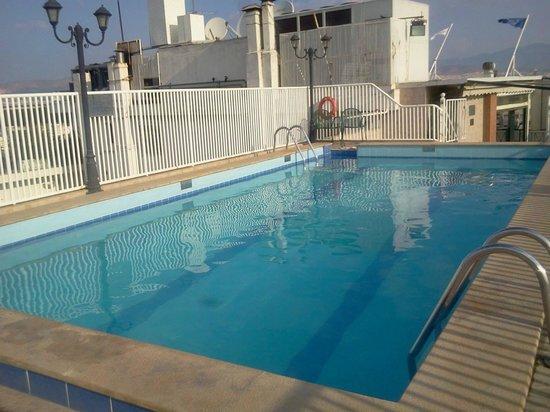 Oscar Hotel: Pool
