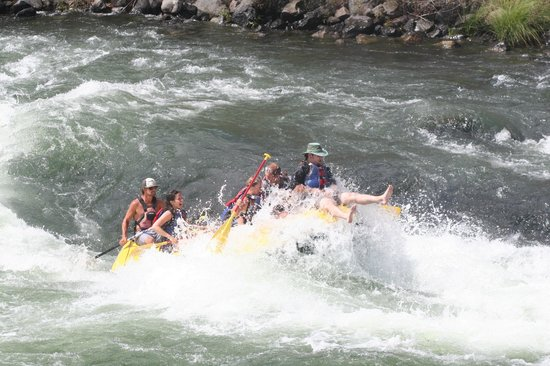 Sage Canyon River Company - Day Trips: August 28,2013