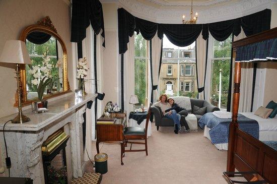 Kildonan Lodge Hotel: Chambre du Kilodonan