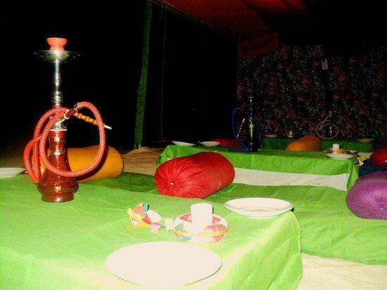 Divine Nilalohita Resorts: hookahs