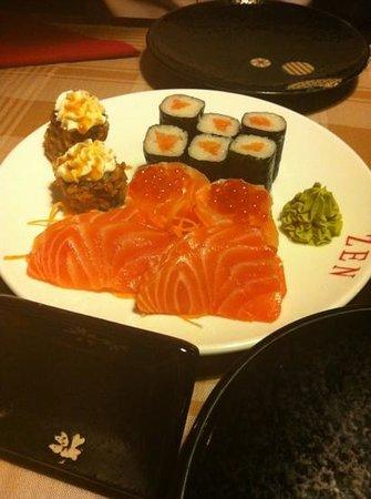 Zen: sushi & sashimi