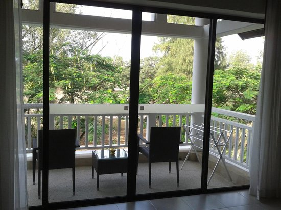 Allamanda Laguna Phuket: Balcony