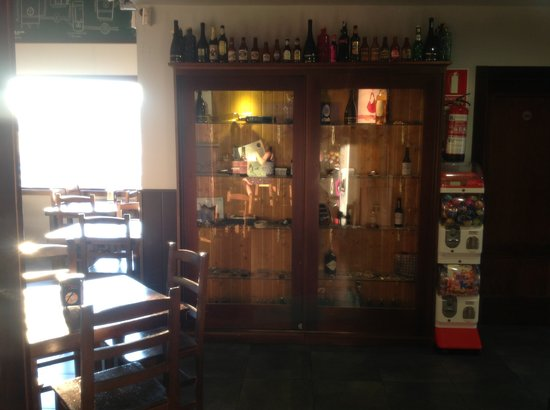 Bocanegra Artesanal Beer Restaurant: Tienda