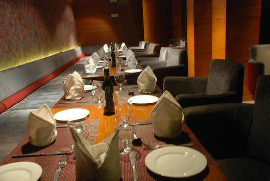 The Maya Hotel: Group Event room