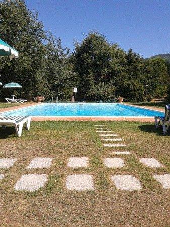 Villa Borgo San Pietro: Piscina