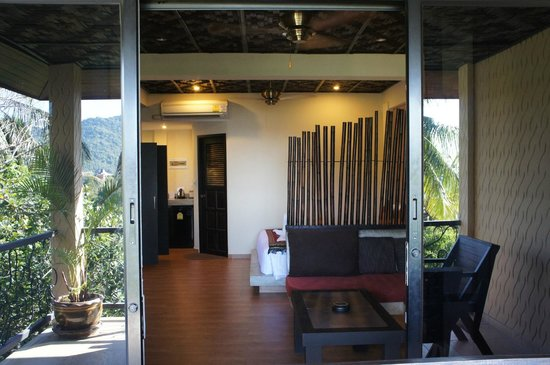 Koh Tao Heights Exclusive Apartments: bed room