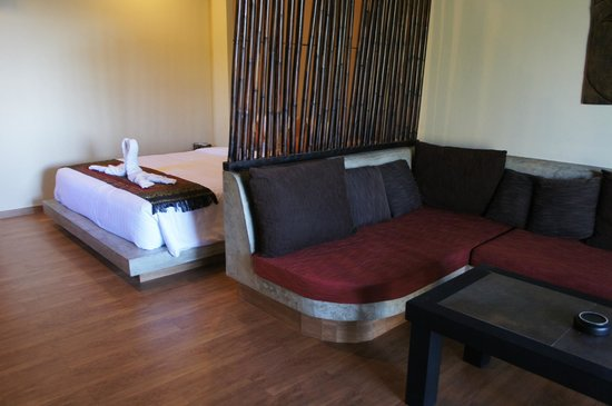 Koh Tao Heights Exclusive Apartments : bedroom
