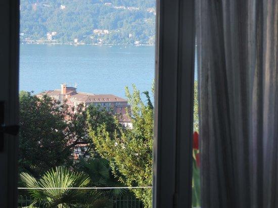 B&B Ori Villa Oriana : Vue sur le lac