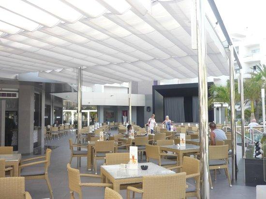 Hotel Riu Don Miguel: Terraza de cafetería