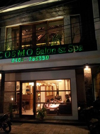 Cosmo Salon And Spa Sanur