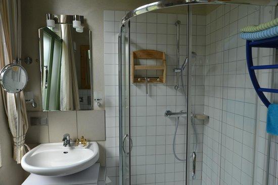 Apartmenthaus Potsdam-Quartett: Bad Gartensuite