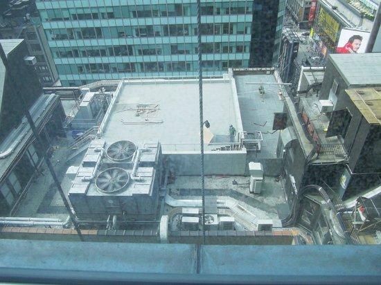 DoubleTree Suites by Hilton Hotel New York City - Times Square: vue de notre chambre