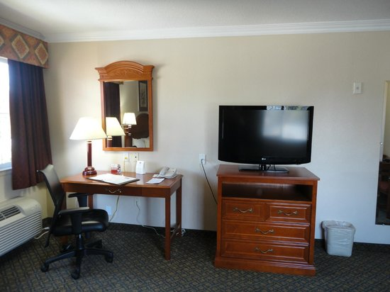 Comfort Inn - Los Angeles / West Sunset Blvd.: Room
