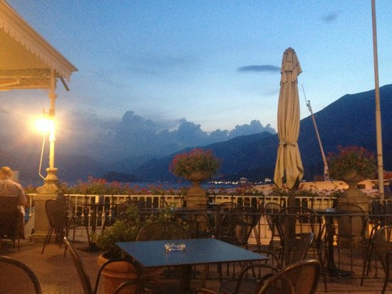 Terrazza Metropole : The view from the bar area