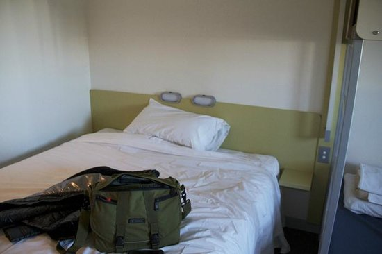 Ibis budget Auckland Airport: Comfortable bed