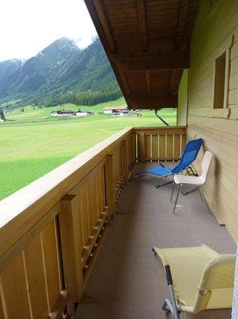 Hotel Kirchdach: balcone della camera
