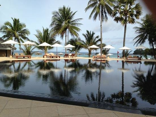 The Surin Phuket: piscine
