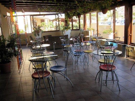 Iride Hotel: sala colazioni