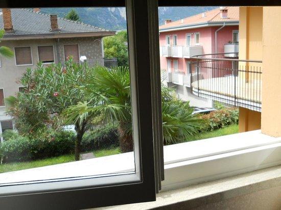 Hotel Villa Giuliana : jammer, wij hadden geen terras