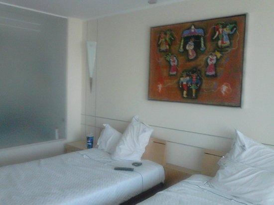 VIP Executive Villa Rica Hotel: Chambre