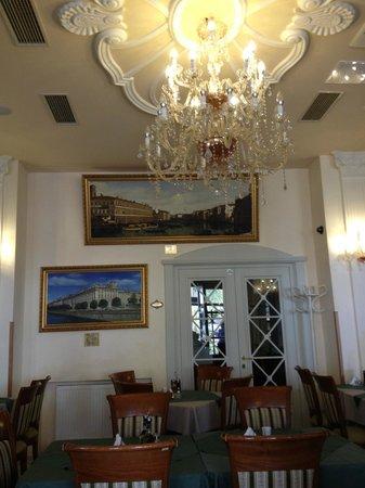 Ristorante Pizzeria Venezia: Главный зал