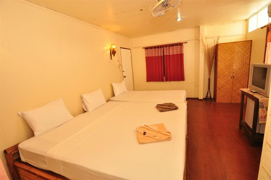 Phi Phi October Guest House: Room