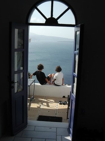 Ifestio Villas : Amazing View