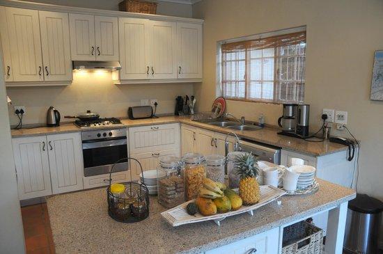 Acorn Lodge : Kitchen area