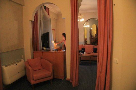 Athens Atrium Hotel & Suites : Suite