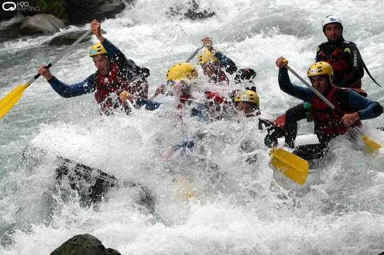 H2o Sport -  Evolution 2 Peisey-Vallandry: Rafting
