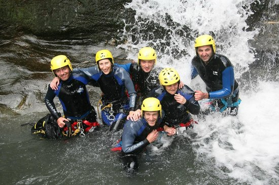 H2O Sport : Canyoning