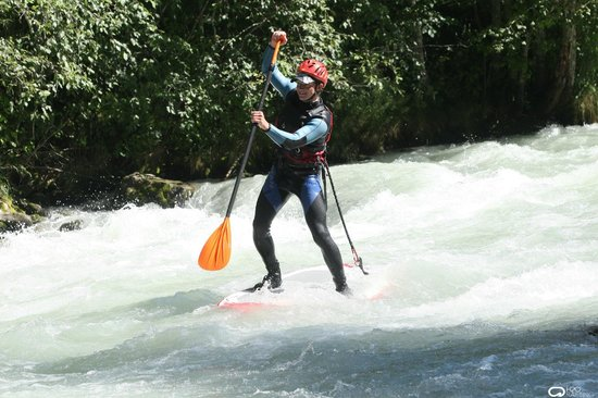 H2o Sport - Évolution 2 Peisey-Vallandry : Stand-up Paddle