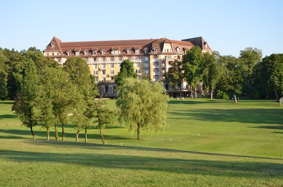 Club Med Vittel Ermitage : hotel
