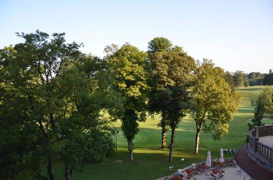 Club Med Vittel Ermitage : roomview