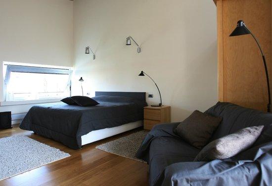 Hotel Valsabbion: Studio OM!