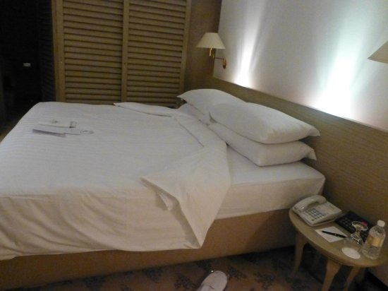 Goodwood Park Hotel: ベッドルーム