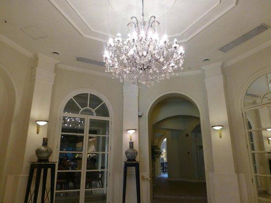 Goodwood Park Hotel: ホテル入口