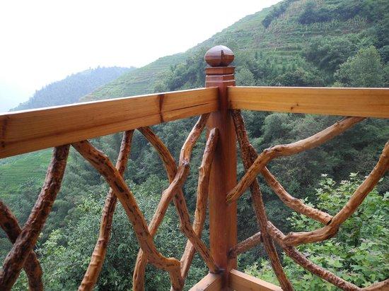 Baike Hotel : balcony