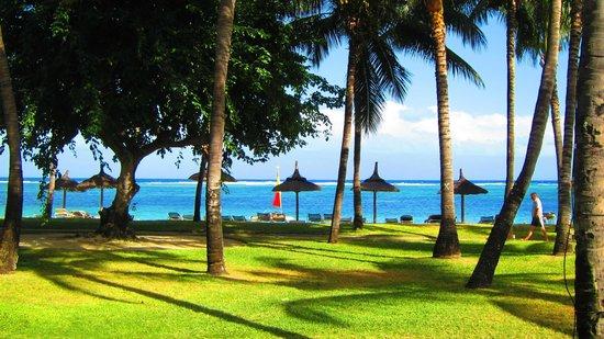 Sugar Beach Mauritius: room view