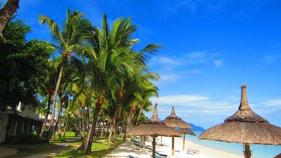 Sugar Beach Resort & Spa: beach