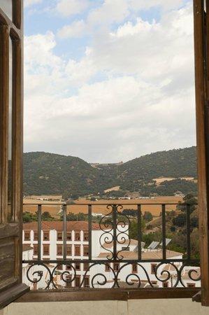 Hoteles con Embrujo: Vista de la Sierra de Ronda desde otra ventana de la habitacion