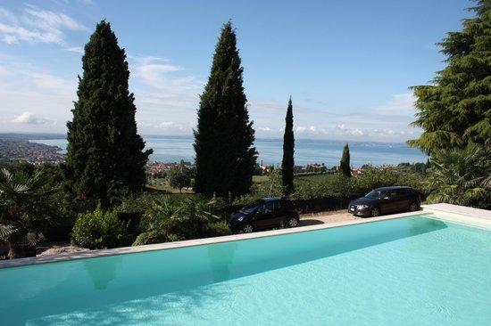 B&B Colle San Giorgio: Traumhafter Blick auf den Lago
