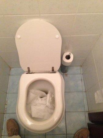 Narni, Italia: il bagno