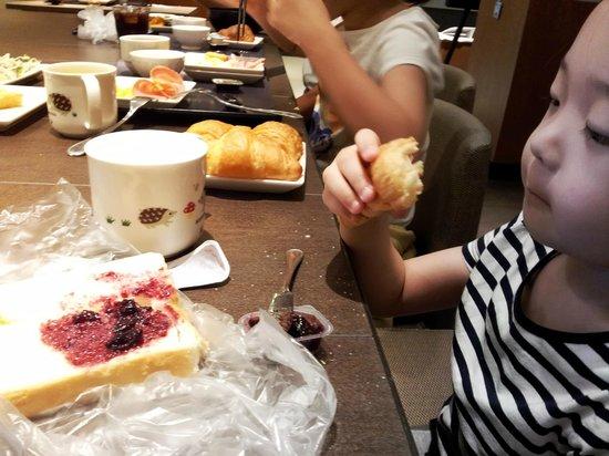 Hotel R-Mets Utsunomiya : 早餐
